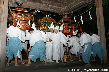猿投神社大祭
