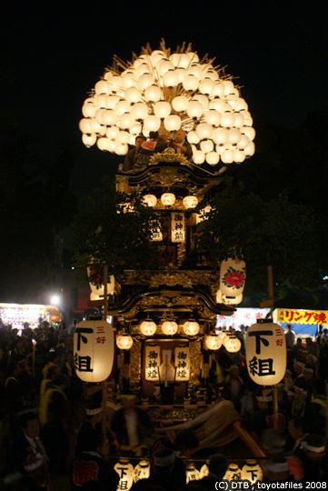 三好八幡社大祭